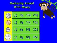 ~FREE~ A Minute for Money for Promethean Board