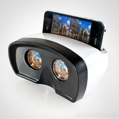 JOJO POST TECH GATE: 3D Movie Film Viewer For iPhone $20