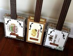 My 6th feature GUITARS made from Cigar Boxes #guitars #music #cigarboxes #repurposed #upcycled