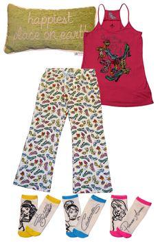 Disney Style Snapshot: Pajama Time! WANT