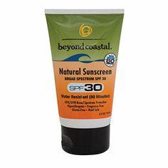 Start a daily #sunscreen habit! Best Beach & Sport Sunscreens - EWG's 2013 Guide to Sunscreens.