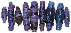 bead, textile art