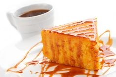 Receta de Torta de auyama o calabaza