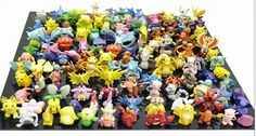 Pokemon Action Figur