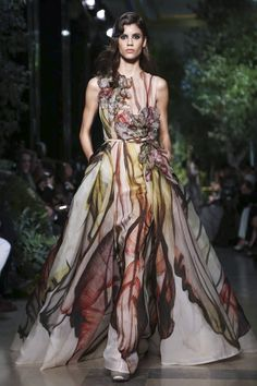 elie saab. #couture