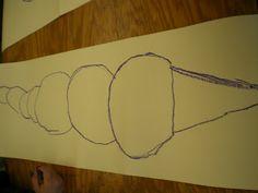 make enormous ice cream cones