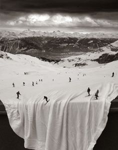Surreal Photo Montages by Thomas Barbéy