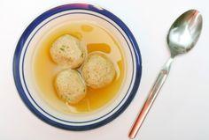 Passover Matzo Balls | Jamie Geller use the Manischewitz matzo meal