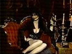 """Partyland - """"Fakevira"""" (Commercial, 1985) Here's a commercial for Partyland featuring the one and only Mistress of the Dark, Elvira - or is it?  All the locations given are in Milwaukee or nearby, as she mentions, so I'm not really sure if this aired on Chicago TV or not. There isn't any other evidence to go by.  This aired in October 1985."""