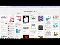 How You Can Use #Pinterest to Build Massive Traffic Back to Your Website