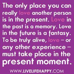 Love in the Future is a Fantasy