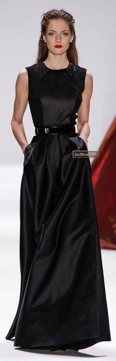 long dresses, fashion weeks, evening dresses, marc valvo, style, new york fashion, glorious gown, carmen marc, dress obsess