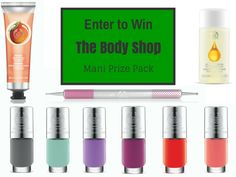 Enter to win a Mani