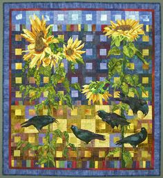 Terry Kramzar art quilt