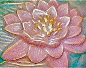 Roseville Art Pottery vase Water Lily, 1943 water lili