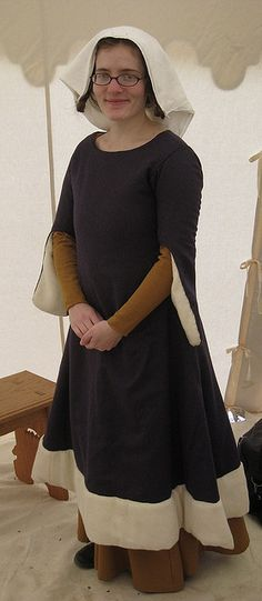Taymouth hours gown by Catrijn, via Flickr