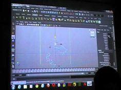 Magic effect in Maya Tutorial - YouTube