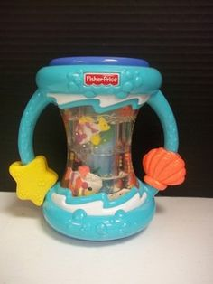 Fisher price ocean wonders on pinterest fisher price for Fisher price fish bowl