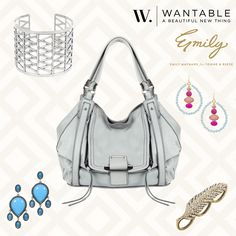 Win a Kooba handbag and stunning pieces from Emily Maynard's jewelry collection! Best of Luck!