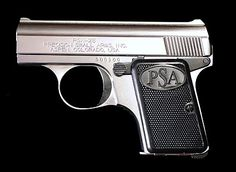 GunHolstersUnlimited.com: Precision Small Arms Baby Browning .25 ACP Pistol