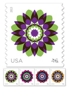 New USPS Stamps