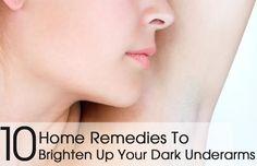 Undo dark underarms