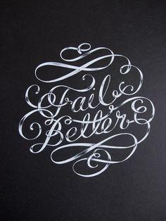 Fail Better by Maricor/Maricar.