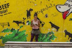 Peatonal Sarandí | Flickr: Intercambio de fotos