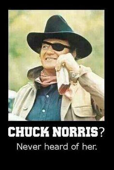 Best Chuck Norris joke ever