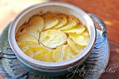 Scalloped Potatoes - Vegan + Dairy-Free