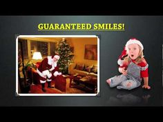 iCaughtSanta: you can put a picture of your living room and place Santa in it for proof that Santa came to visit. COOL!