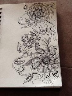 Flowers by Meg Buchner 2-14-14