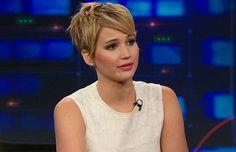 Jennifer Lawrence Hair ♥