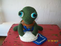 Free Turtle pattern