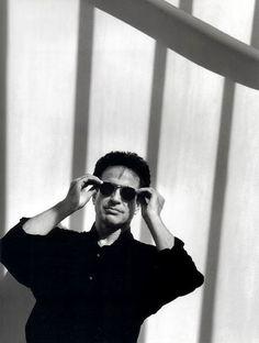 Warren Beatty by Greg Gorman.