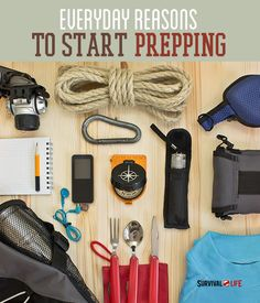 Everyday Uses For Your Emergency Survival Kit survival gear