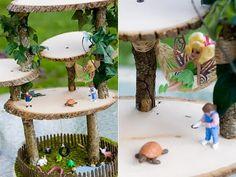 DIY Treehouse toy