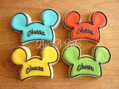 Lizy B: Mouse Ear Cookies! (HoH124)