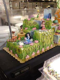 Disney Fairy Cake | Flickr - Photo Sharing!