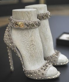 Givenchy couture heels.