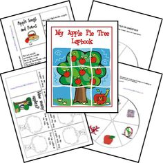 The Apple Pie Tree Lapbook