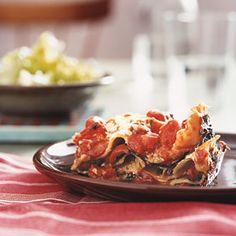 Slow-Cooker Lasagna | MyRecipes.com