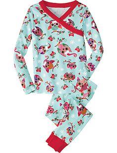 Long John Pajamas In Organic Cotton from #HannaAndersson.