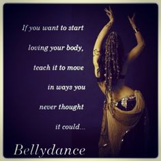 Belly dance inspiration