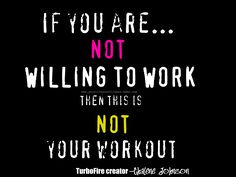 If you are looking for a trainer to PUSH YOU... look no further than Chalene Johnson! Follow my journey as I lose 50#'s and change my life. yourlifeyourfitness.webs.com