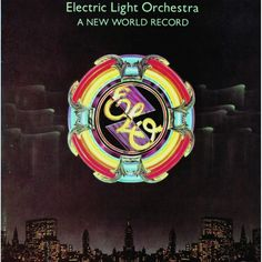 A NEW WORLD RECORD  Electric Light Orchestra