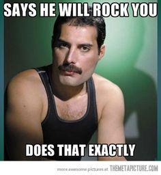 Good Guy Freddie Mercury