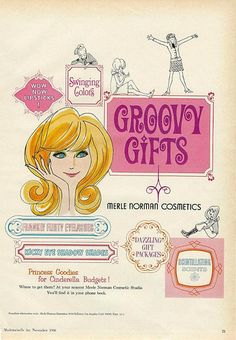 Groovy gifts