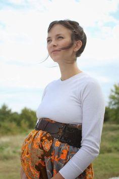 Maternity Fashion: 32 weeks