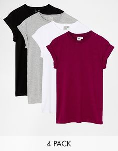 Boyfriend T-Shirt wi